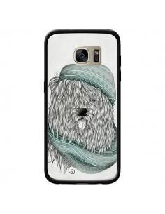 Coque Shaggy Dog Chien pour Samsung Galaxy S7 Edge - LouJah