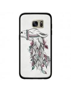 Coque Llama Lama pour Samsung Galaxy S7 Edge - LouJah