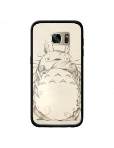 Coque Poetic Creature Totoro Manga pour Samsung Galaxy S7 Edge - LouJah