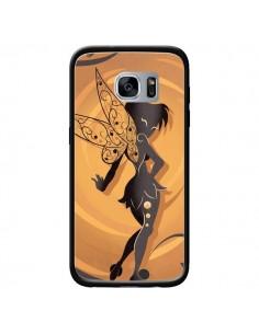 Coque Fée Clochette Fairy Peter Pan pour Samsung Galaxy S7 - LouJah