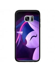 Coque I Love Unicorn Licorne pour Samsung Galaxy S7 - LouJah
