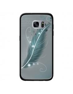 Coque Plume Magique pour Samsung Galaxy S7 - LouJah