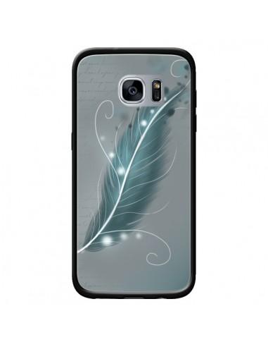 Coque Plume Magique pour Samsung...