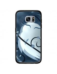 Coque Chouette Hibou Asiatique pour Samsung Galaxy S7 - LouJah
