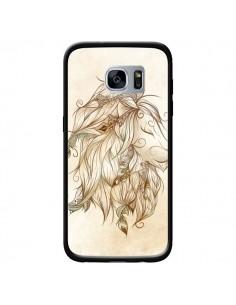 Coque Poetic Lion pour Samsung Galaxy S7 - LouJah