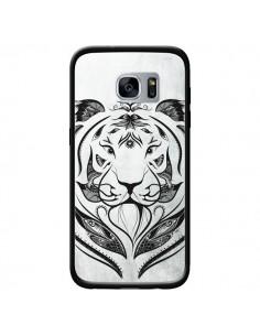 Coque Tattoo Tiger Tigre pour Samsung Galaxy S7 - LouJah