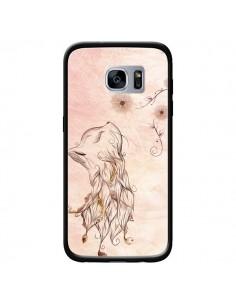 Coque The Little Kitty Fox Renard pour Samsung Galaxy S7 - LouJah