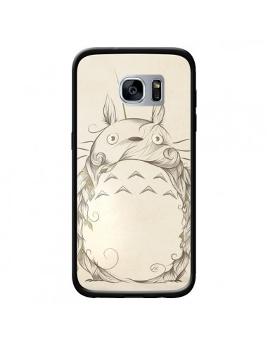 Coque Poetic Creature Totoro Manga pour Samsung Galaxy S7 - LouJah