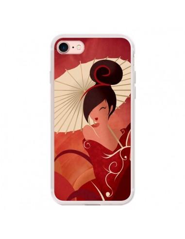 Coque iPhone 7/8 et SE 2020 Sakura...