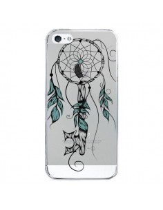 Coque Attrape Rêves Clefs Transparente pour iPhone 5/5S et SE - LouJah