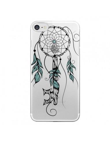 Coque Attrape Rêves Clefs Transparente pour iPhone 7 et 8 - LouJah
