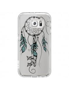 Coque Attrape Rêves Clefs Transparente pour Samsung Galaxy S6 - LouJah