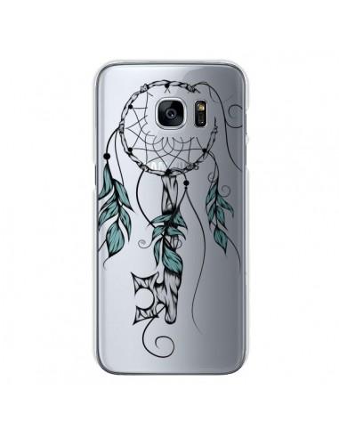 Coque Attrape Rêves Clefs Transparente pour Samsung Galaxy S7 - LouJah