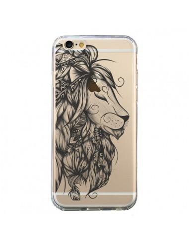 Coque iPhone 6 et 6S Lion Poétique...