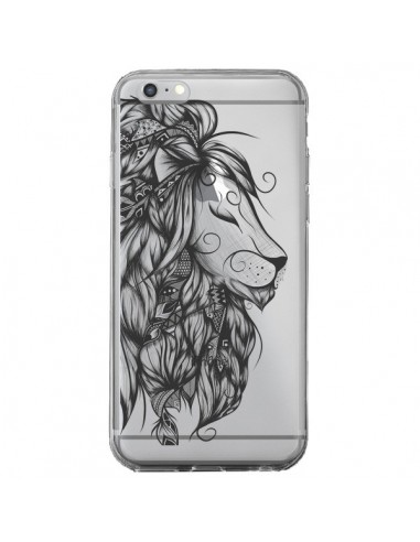 Coque iPhone 6 Plus et 6S Plus Lion...