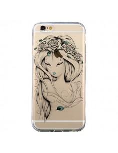 Coque Princesse Poétique Gypsy Transparente pour iPhone 6 et 6S - LouJah
