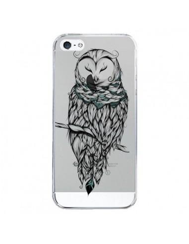 Coque iPhone 5/5S et SE Chouette...