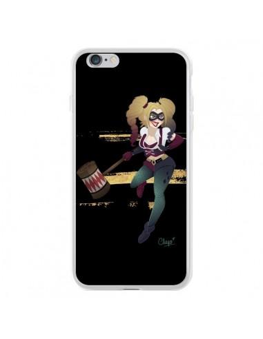 Coque iPhone 6 Plus et 6S Plus Harley Quinn Joker - Chapo