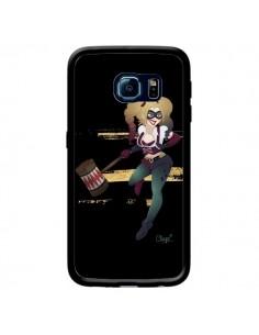 Coque Harley Quinn Joker pour Samsung Galaxy S6 Edge - Chapo