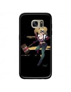 Coque Harley Quinn Joker pour Samsung Galaxy S7 Edge - Chapo