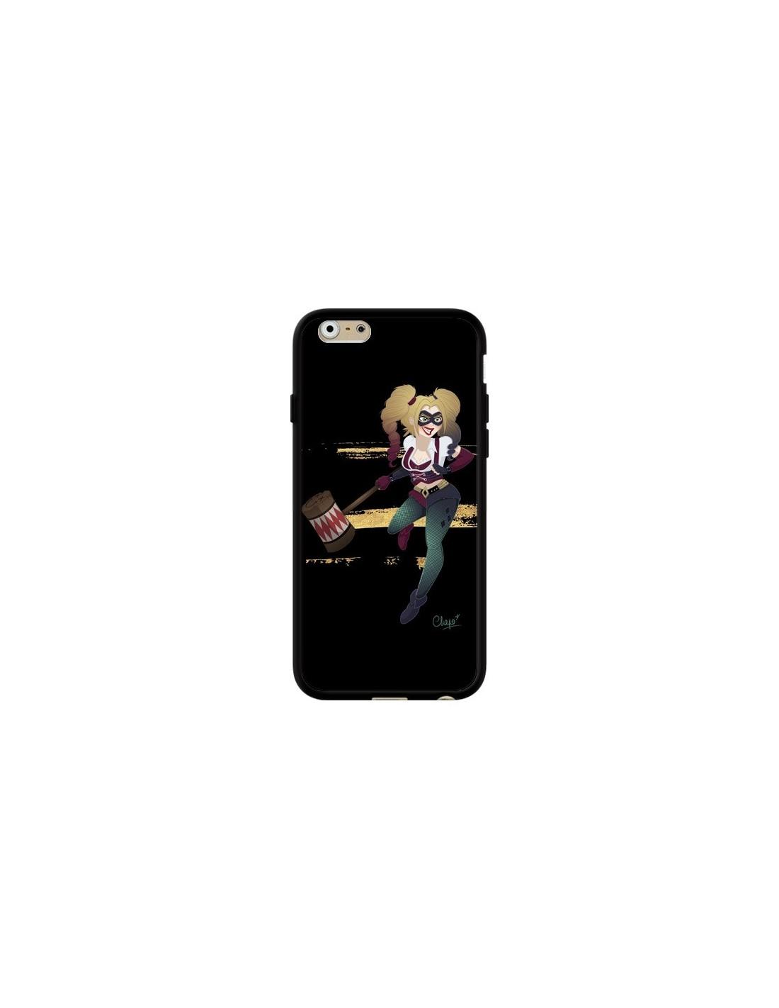 harley quinn coque iphone 6