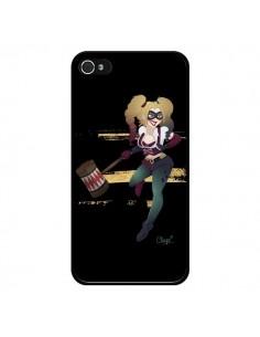 Coque Harley Quinn Joker pour iPhone 4 et 4S - Chapo