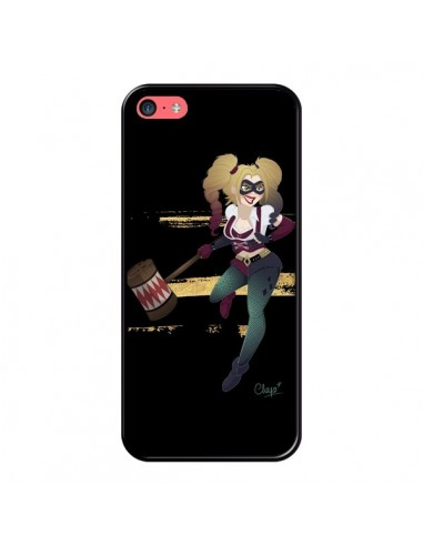 Coque iPhone 5C Harley Quinn Joker -...