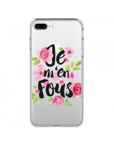 Coque iPhone 7 Plus et 8 Plus Je M'en...