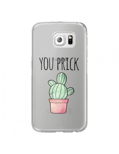 Coque You Prick Cactus Transparente...