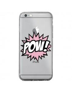 Coque Pow Transparente pour iPhone 6 Plus et 6S Plus - Maryline Cazenave