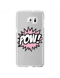 Coque Pow Transparente pour Samsung Galaxy S6 Edge Plus - Maryline Cazenave