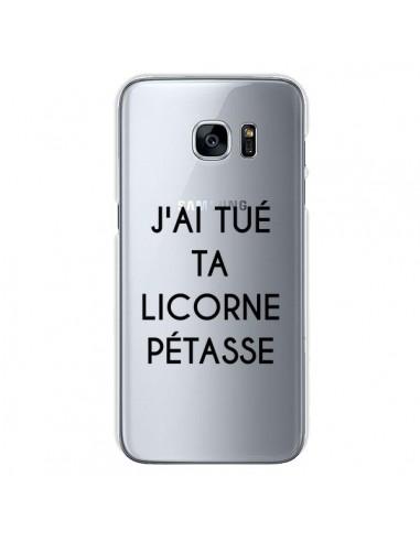 Coque Tué Licorne Pétasse...