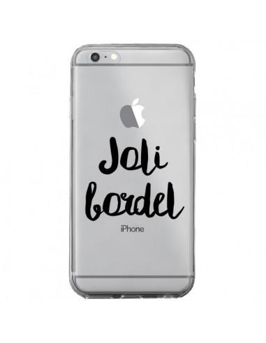 Coque iPhone 6 Plus et 6S Plus Joli...