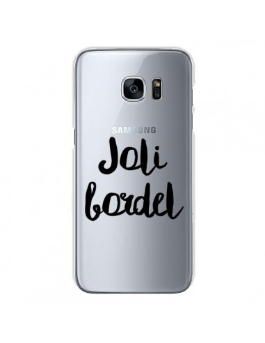 coque galaxy s7 jolie