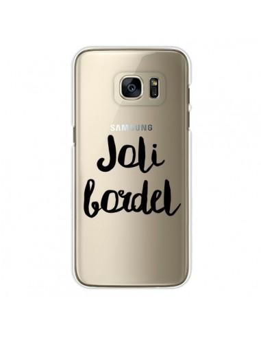 Coque Joli Bordel Transparente pour...