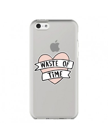 Coque iPhone 5C Waste Of Time...
