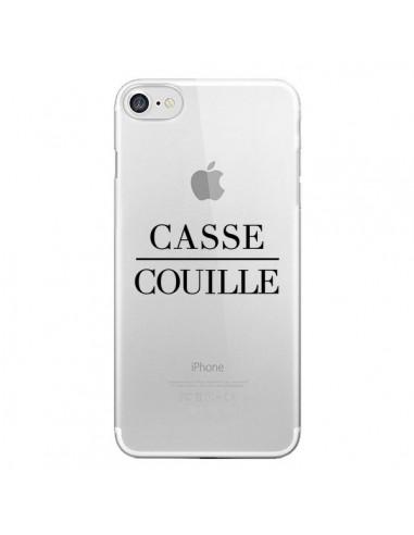 Coque iPhone 7/8 et SE 2020 Casse...