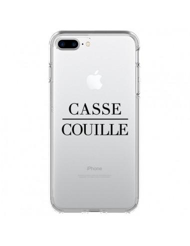 Coque iPhone 7 Plus et 8 Plus Casse...