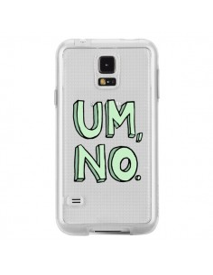 Coque Um, No Transparente pour Samsung Galaxy S5 - Maryline Cazenave