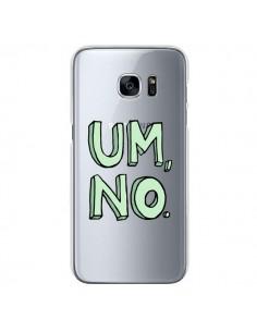 Coque Um, No Transparente pour Samsung Galaxy S7 - Maryline Cazenave
