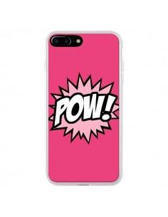 Coque Pow Bulles BD Comics pour iPhone 7 Plus - Maryline Cazenave