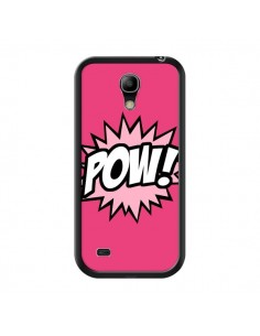 Coque Pow Bulles BD Comics pour Samsung Galaxy S4 Mini - Maryline Cazenave