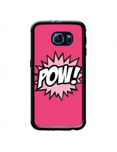 Coque Pow Bulles BD Comics pour Samsung Galaxy S6 - Maryline Cazenave
