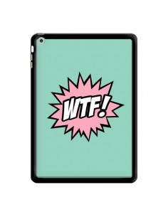 Coque WTF Bulles BD Comics pour iPad Air - Maryline Cazenave