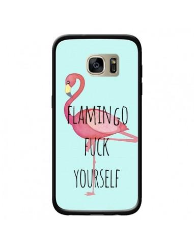Coque Flamingo Fuck Yourself pour...