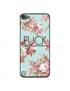 Coque Fuck Fleurs pour iPod Touch 5/6 et 7 - Maryline Cazenave