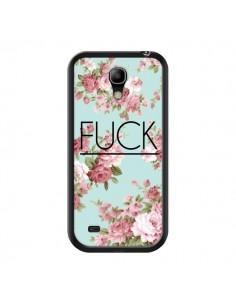Coque Fuck Fleurs pour Samsung Galaxy S4 Mini - Maryline Cazenave