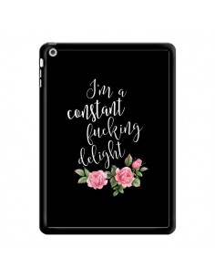 Coque Fucking Delight Fleurs pour iPad Air - Maryline Cazenave