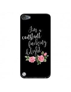 Coque Fucking Delight Fleurs pour iPod Touch 5 - Maryline Cazenave