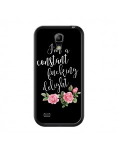 Coque Fucking Delight Fleurs pour Samsung Galaxy S4 Mini - Maryline Cazenave
